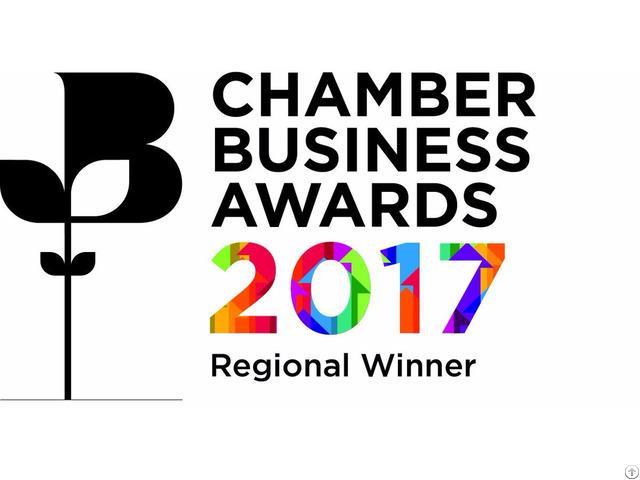 Chamber Business Awards 2017 Regional Winner