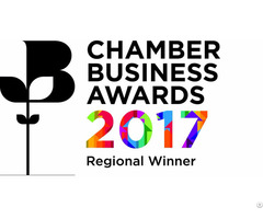 Chamber Business Awards 2017 Regional Winner
