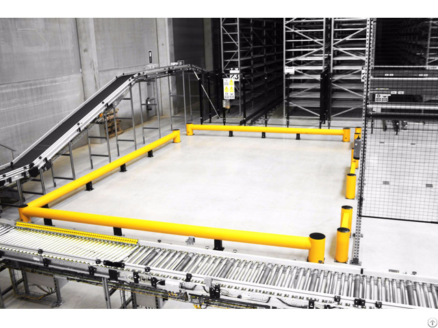 Why Yellow Is The Preferred Safety Barrier Colour