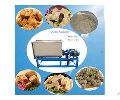 Gluten Meat Making Plant