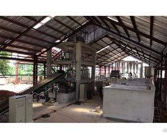 Cassava Starch Manufacturing Plant