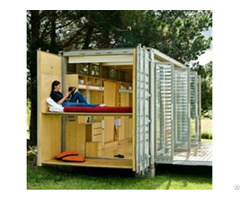 Customized 20 House Container