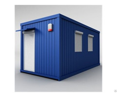 Luxury Shipping Container House