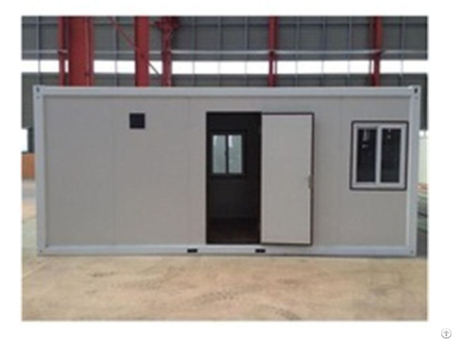 Low Price High Quanlity Flat Pack Container House
