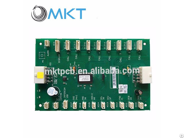 Fr4 Multilayer Competitive Price Elevator Control Pcb Board Assembly