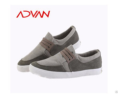 Cheap Washed Denim Fabric Men Casual Canvas Shoes