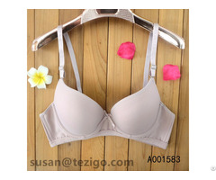 Bra Gather Type Perfect Shape Lace Trim