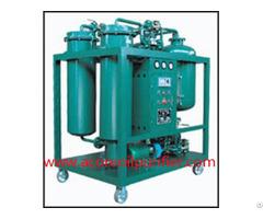 Power Turbine Lube Oil Purifier Machine