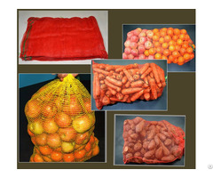 Pp Pe Vegetables Fruits Mesh Bags