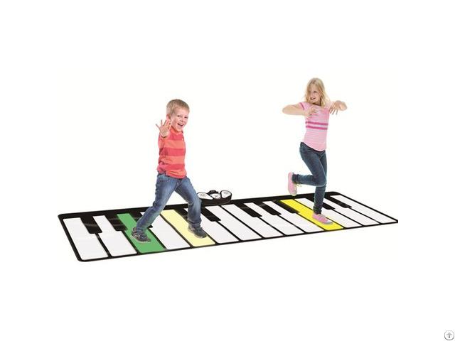 Giant Aurora Keyboard Mat