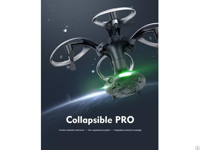 Hd Camera Wifi App Control Collapsible Mini Drone