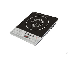 Sales Promotion 220v 1800w Portable Push Button Control Induction Cooker