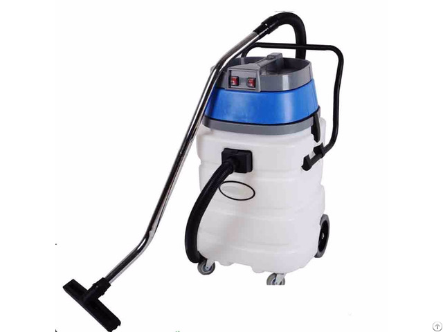 Commercial Dual Motors Wet Dry Vacuum Cleaner