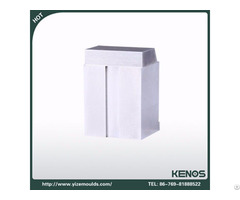 Smooth Surface Plastic Mold Insert