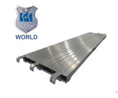 Flat Surface High Loading Capacity Metal Deck