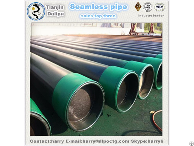 Seamless Steel Pipe Used For Petroleum Pipeline
