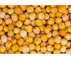 Whole And Split Yellow Peas