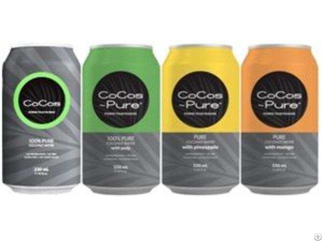 Cocos 100% Pure Coconut Water