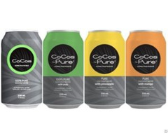 Cocos 100% Pure Coconut Water