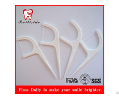 Uhmwpe Dental Floss Picks