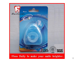 Blister Card Packing Dental Floss
