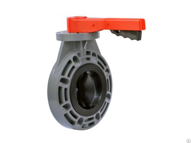 Handle Level Butterfly Valve