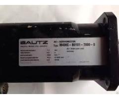 Bautz Servo Motor