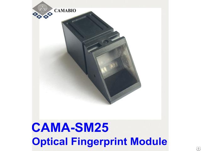 Cama Sm25 Newest Fingerprint Module With Uart Port