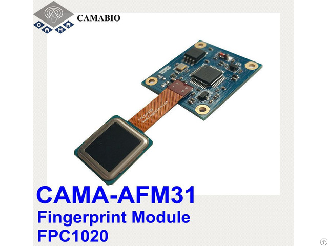 Cama Afm31 Capacitive Fingerprint Module For Android