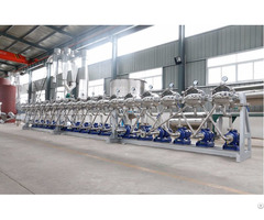 Refining Cassava Starch Machine
