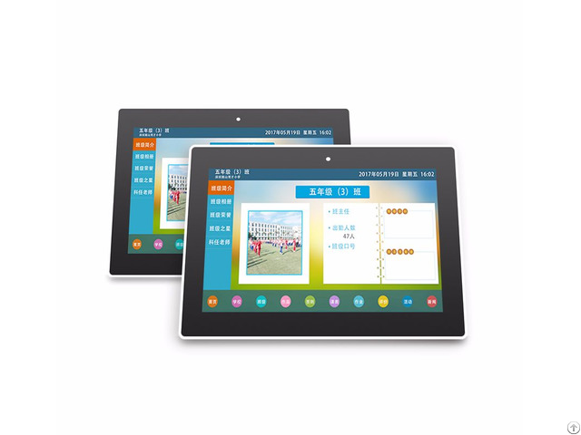 Touch Screen 10 1 Inch Poe Tablets With Android 6 0