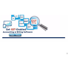 Alignbooks Is Offering All In One Gst Compliant Financial Management Software