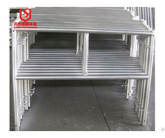 Construction Main Frame Scaffolding Painted Made In China