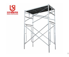 Hot Selling Walkthrough Frame Scaffolding