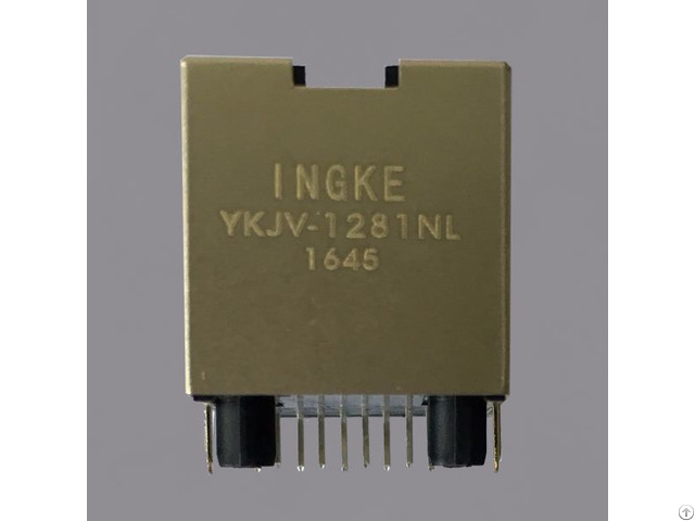 Hfjv1 Hrpe40rl 10 100 Base T Rj45 Magnetic Modular Jacks