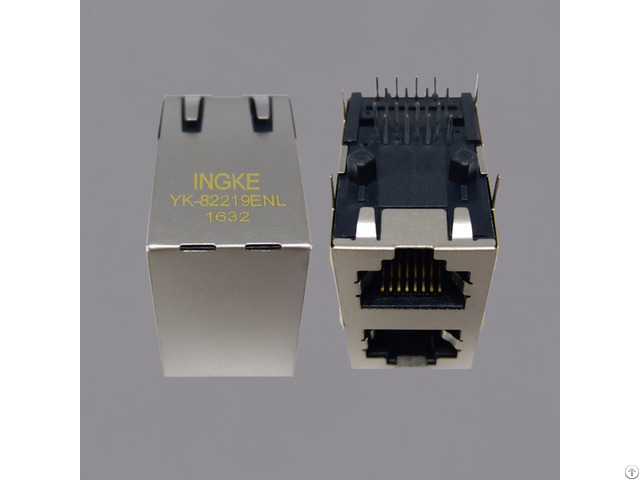 E5908 4v0s54 L Rj45 Modular Connectors Jacks