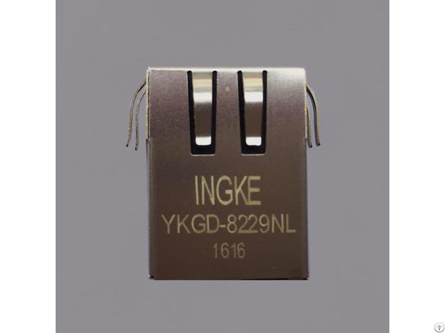 Halo Hfj11 1g02e 10 100 1000 Base T Rj45 Modular Jack Connectors