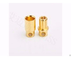 Rc Bullet Spring Pin High Current Connector From Amass China