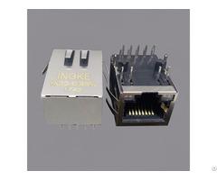 We 7499111446 10 100 1000 Base T Industrial Rj45 Connector Jacks