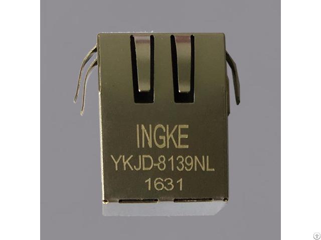 Halo Hfj11 S101e L21 10 100 Base T Rj45 Magnetic Modular Jacks