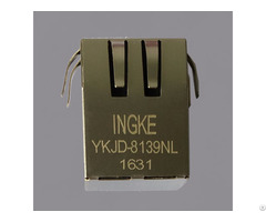 Halo Hfj11 S101e L21 10 100 Base T Rj45 Magnetic Modular Jacks