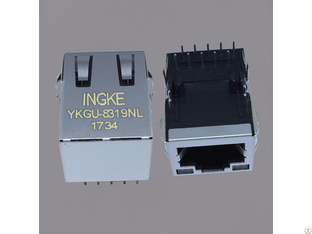 We 7499111447 10 100 1000 Base T Rj45 Magjack Connectors