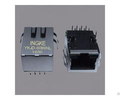 Ingke Ykjd 8099nl Cross 6605473 8 10 100 Base T Rj45 Modular Connectors
