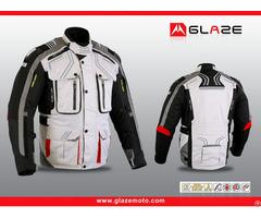 Motobike Textile Jacket