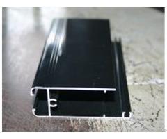 Aluminium Extrusion For Black Electrophoresis