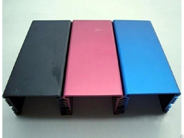 Aluminum Extrusion For Charger