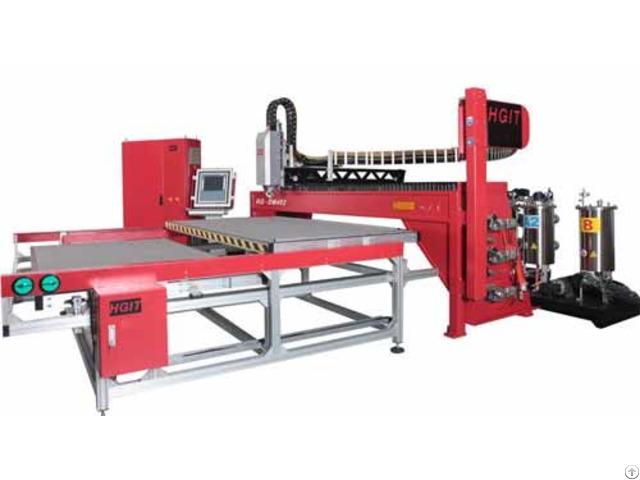 Epoxy Resin Foam Sealing Machine
