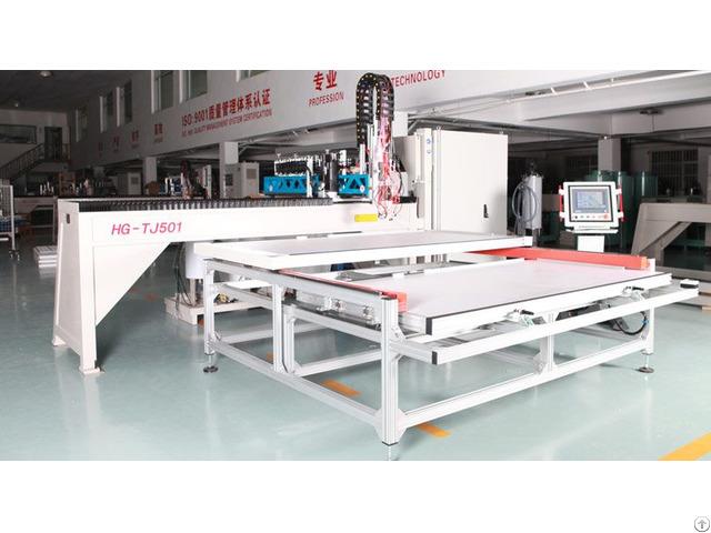 Sensor Sealing Machine