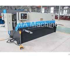 Hot Lower Price Hydraulic Swing Beam Shearing Machine