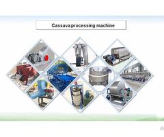 Cassava Garri Processing Plant